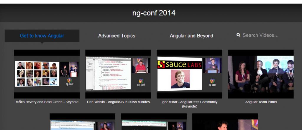 Giới thiệu về AngularJs trong 20 phút.
